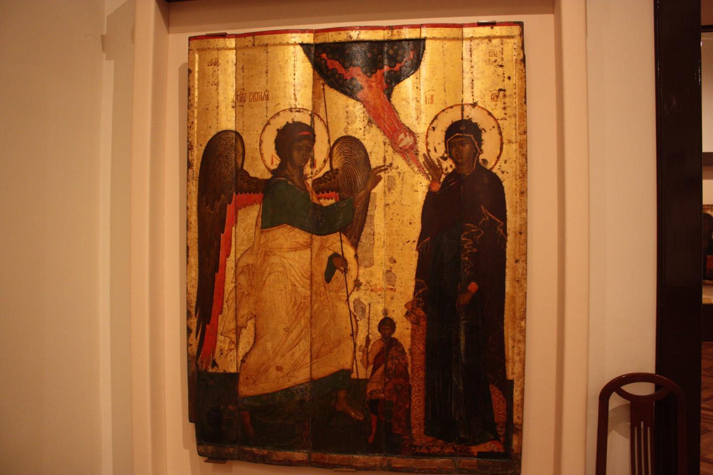 Новгородская иконопись